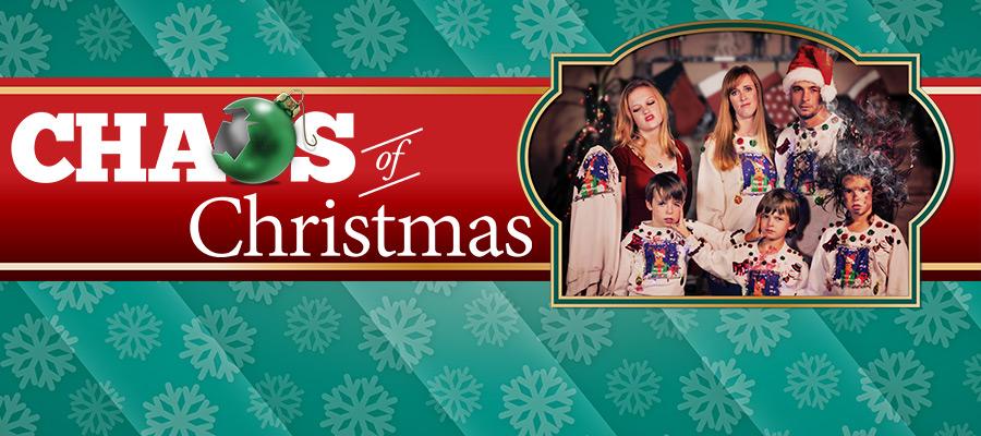 Chaos Of Christmas Church Sermon Series Ideas