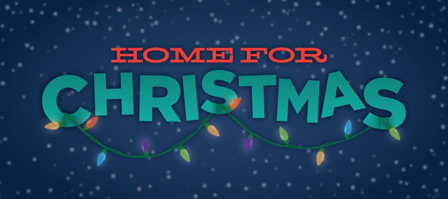 Home For Christmas Church Sermon Series Ideas