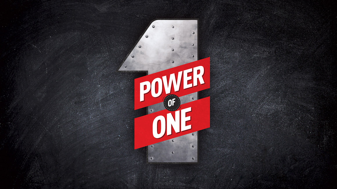 the power of one one person The influential power of one person the influential power of one person how can one person, whom most people have never met, influence the lives of people in the world today in such positive ways.