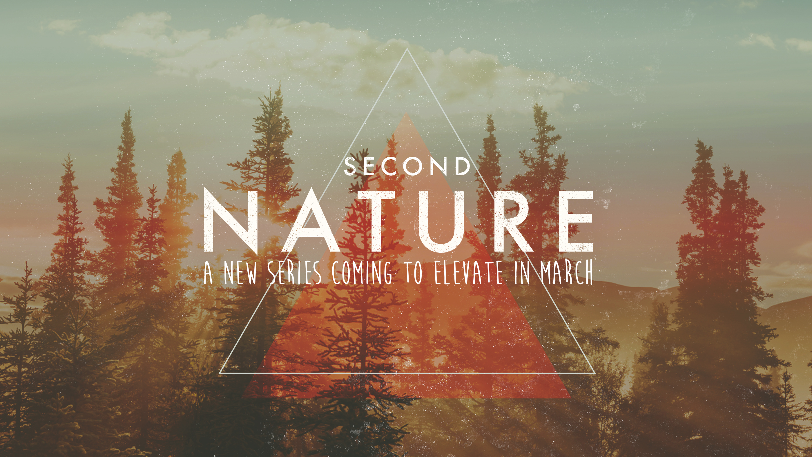 Second Nature Church Sermon Series Ideas