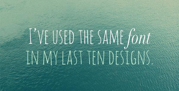 Same-Font
