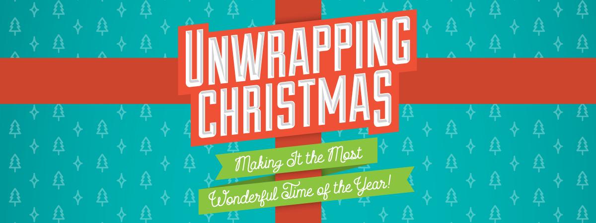 unwrapping christmas u2013 church sermon series ideasunwrapping christmas