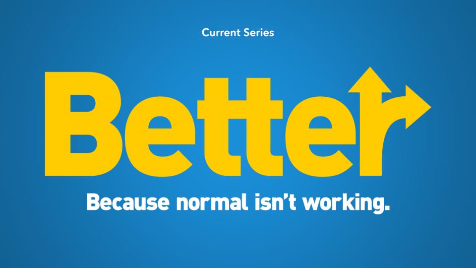 Better Sermon Series Idea