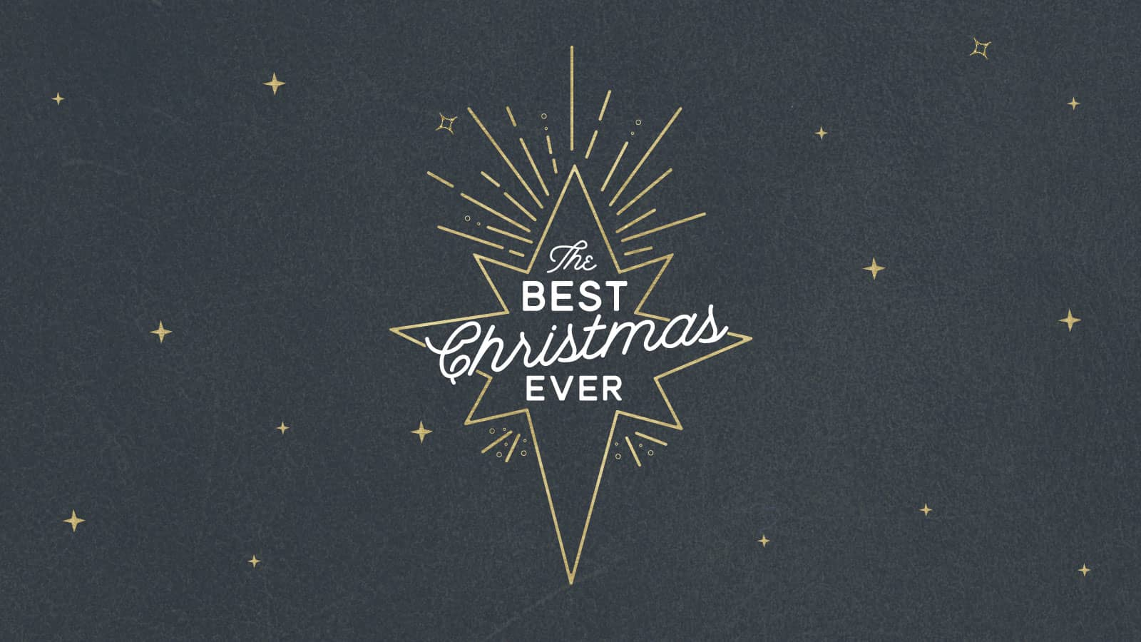 The Best Christmas Ever – Church Sermon Series Ideas