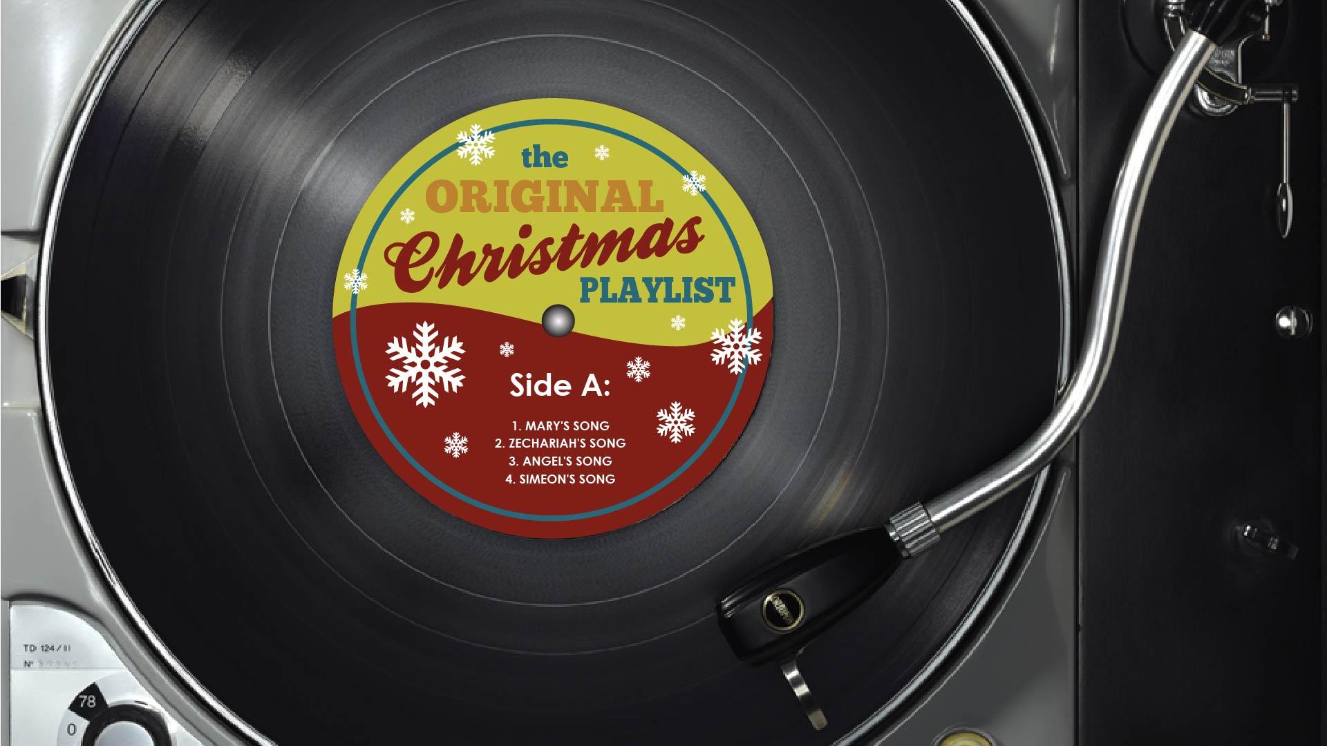 the original christmas playlist - Original Christmas Songs