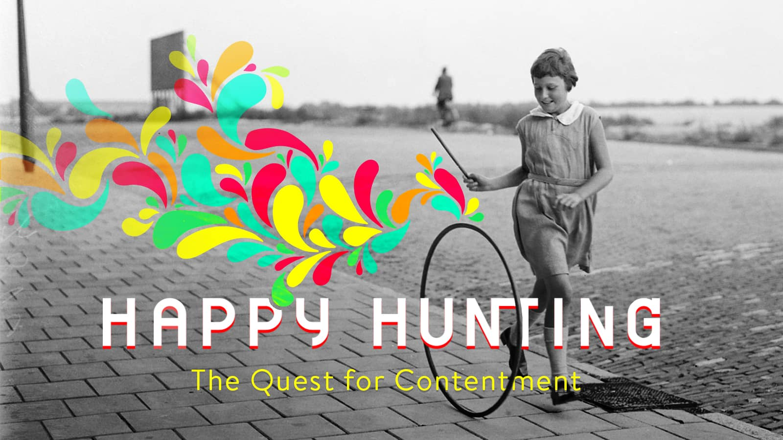 Happy hunting the quest for contentment church sermon series ideas from ccuart Image collections