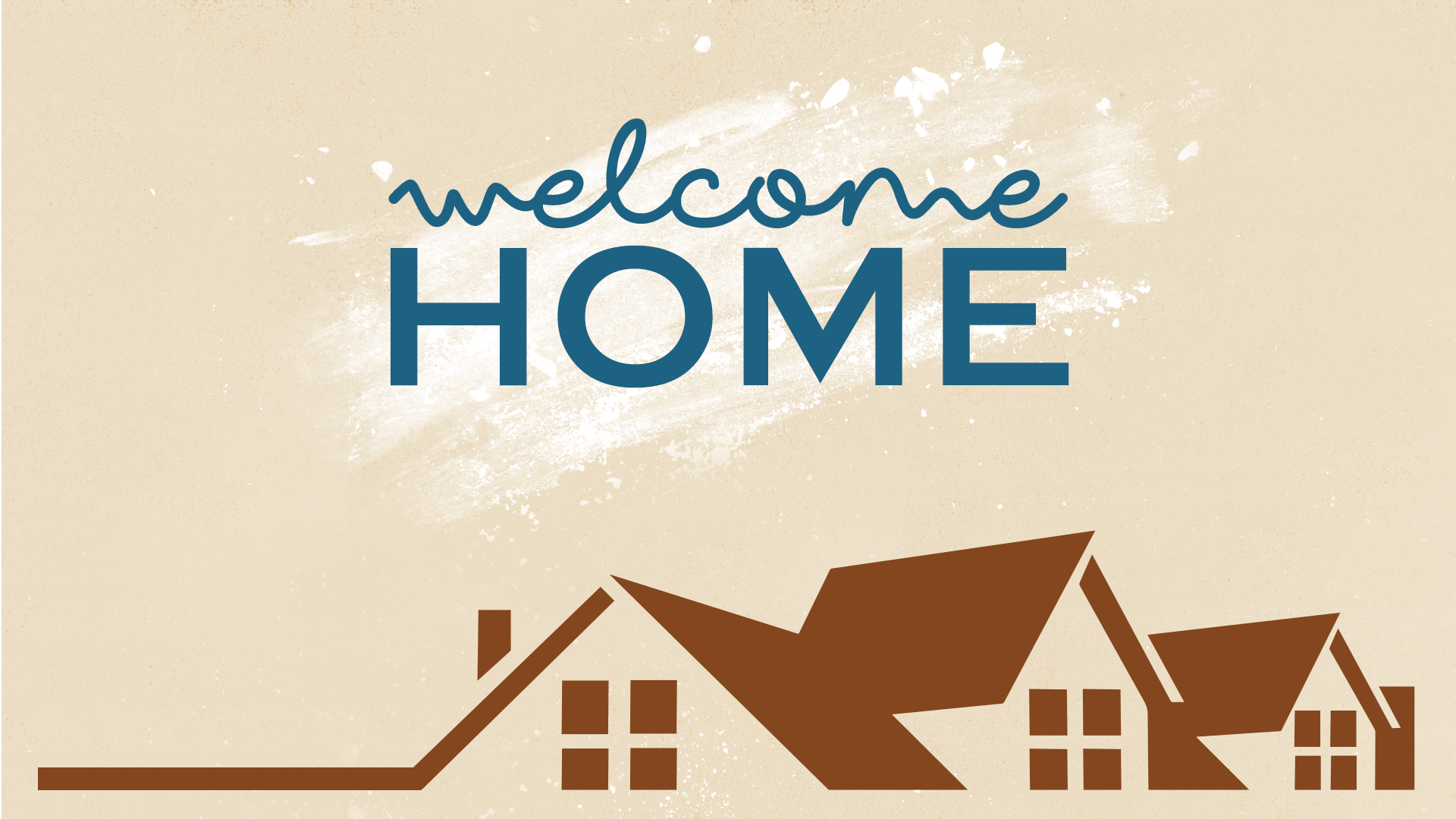 Welcome Home – Church Sermon Series Ideas