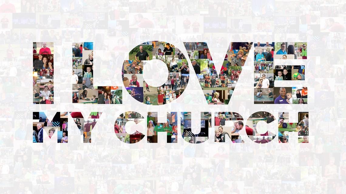 I Love My Church – Church Sermon Series Ideas