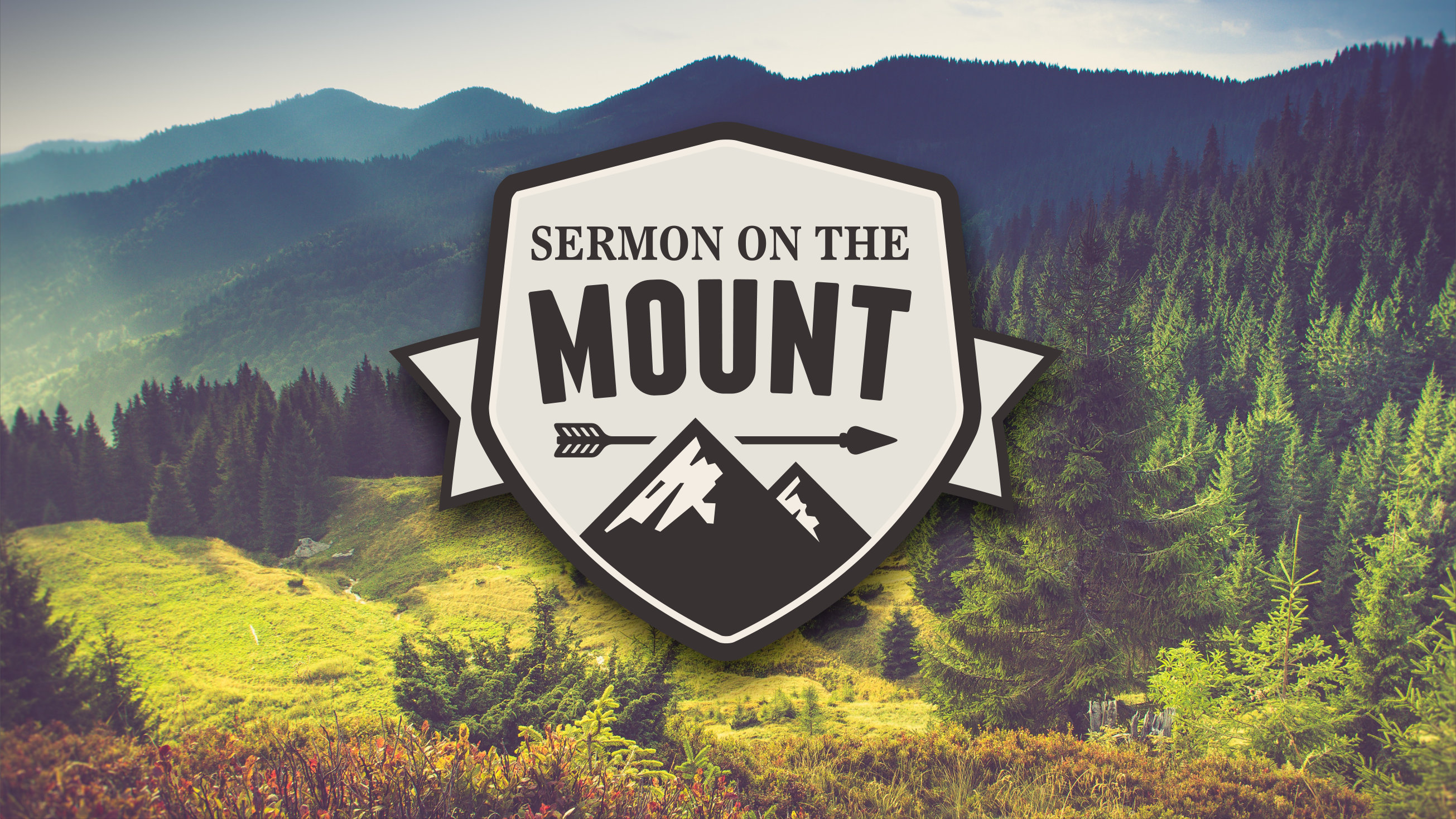 sermon of the mount and the What is the sermon on the mount was the sermon on the mount a complete sermon that jesus gave, or just a summary of what jesus taught on the mount.
