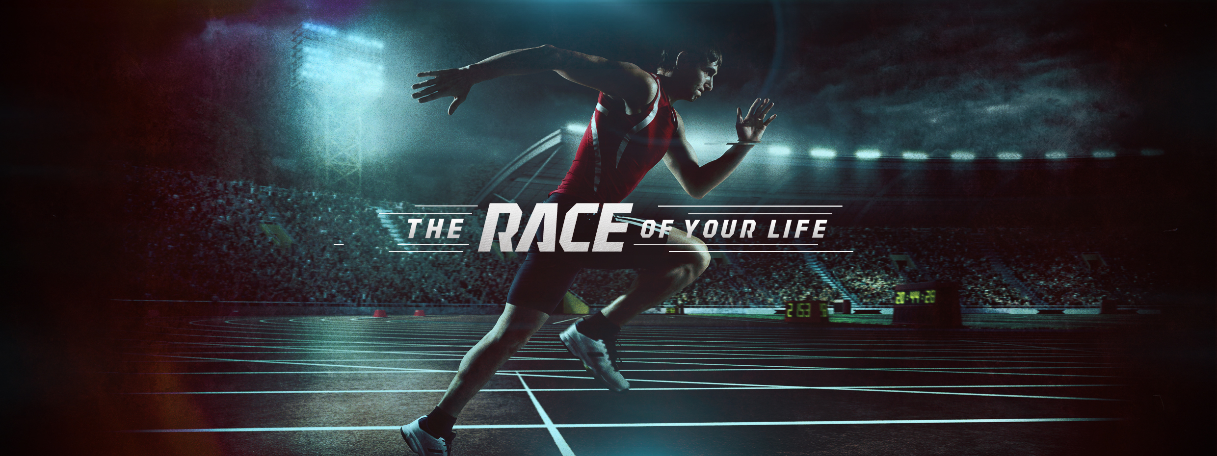 Image result for The Race of Your life