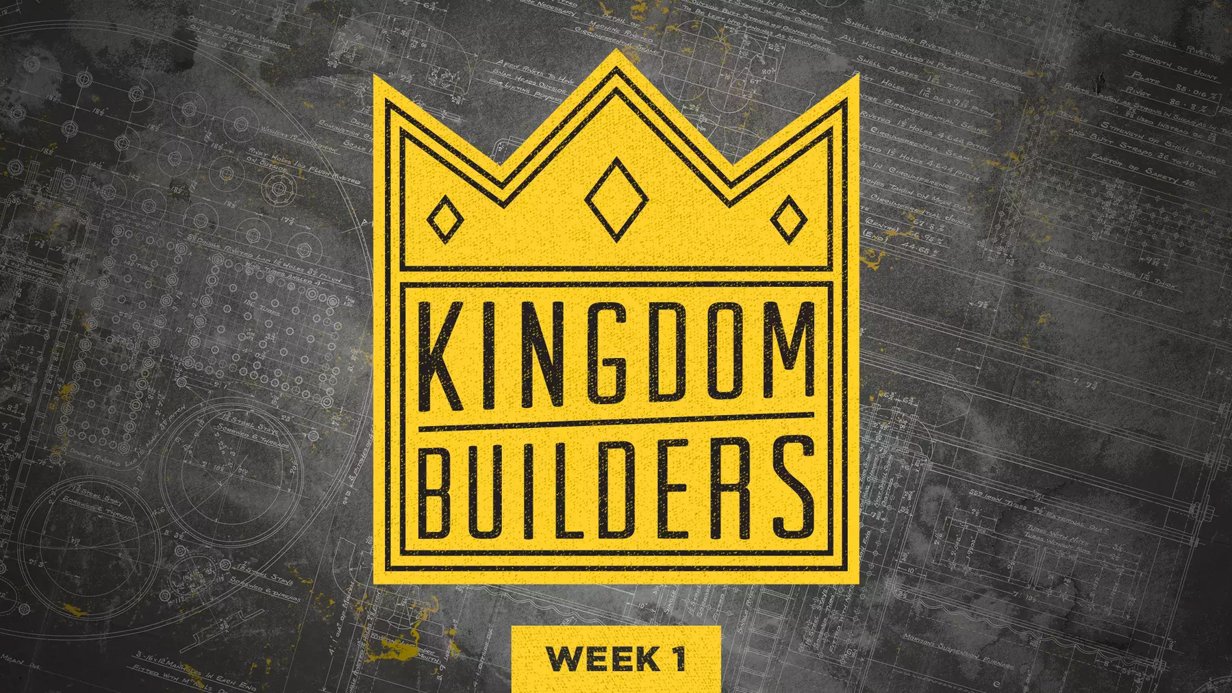 Kingdom Builders Sermon Series Idea