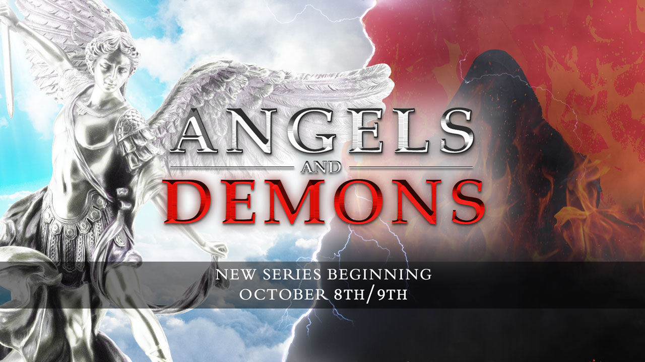 angel and demons book report