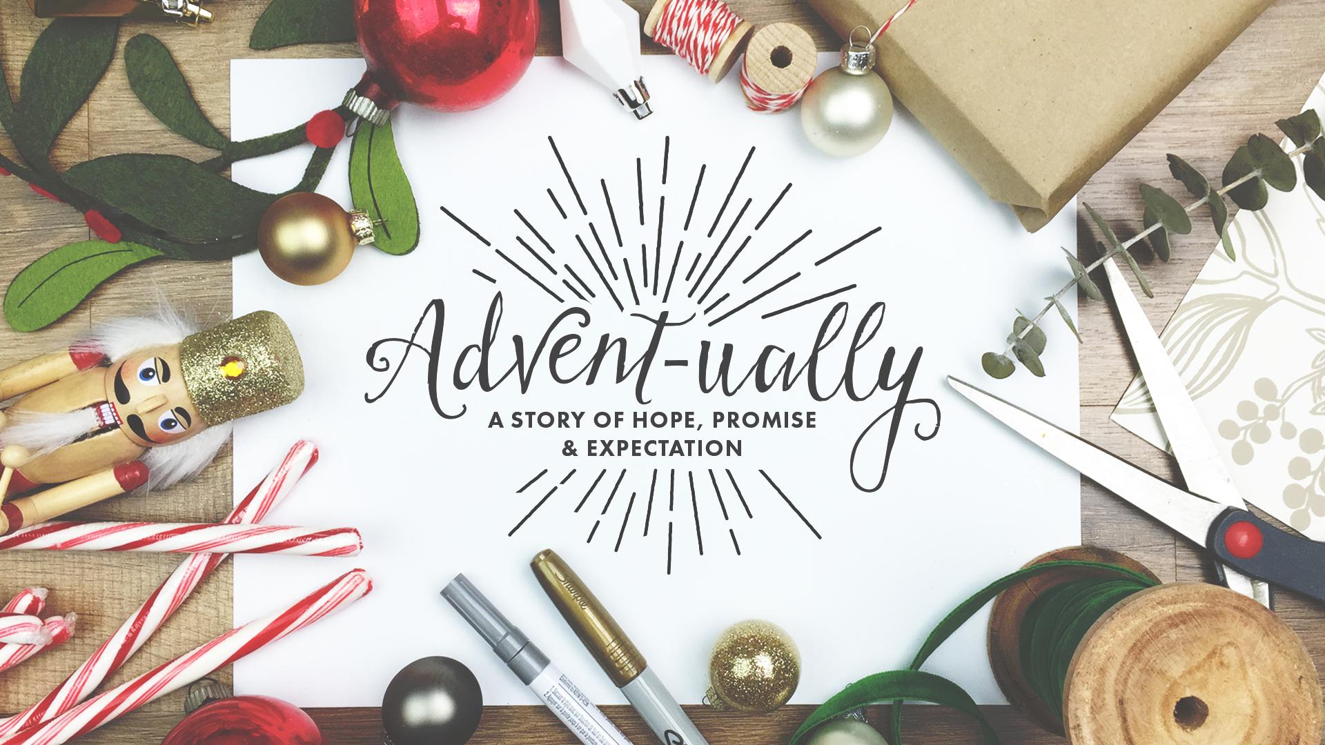 Advent-ually – Church Sermon Series Ideas |Worship Service Advent Ideas