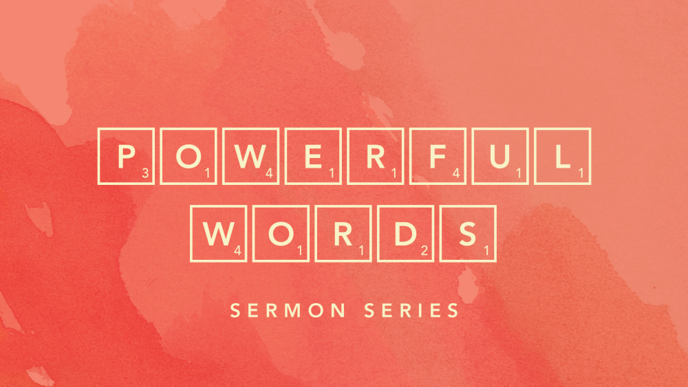 powerful-words-sermon-series-idea