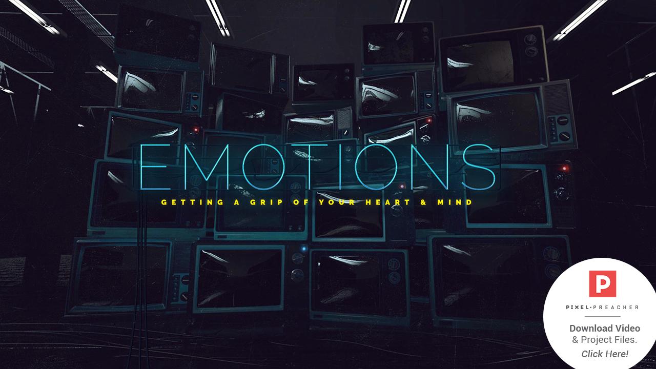 Emotions Church Sermon Series Ideas