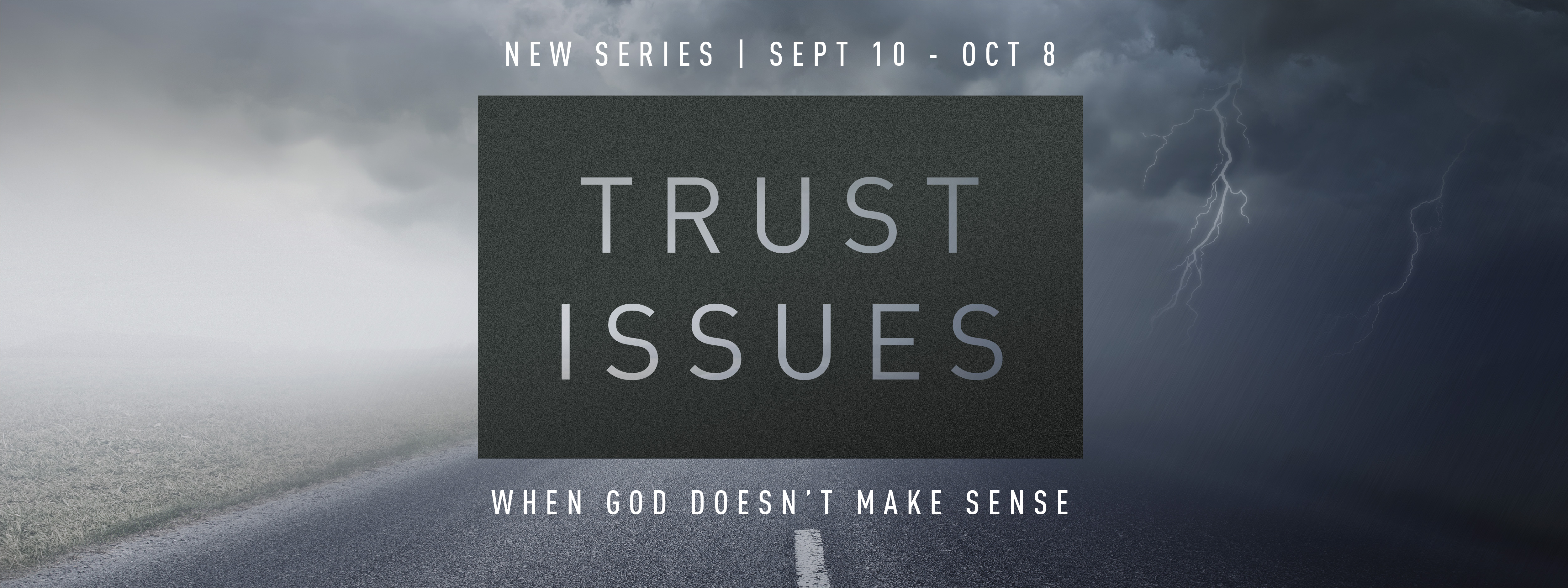sermons on trusting god in difficult times