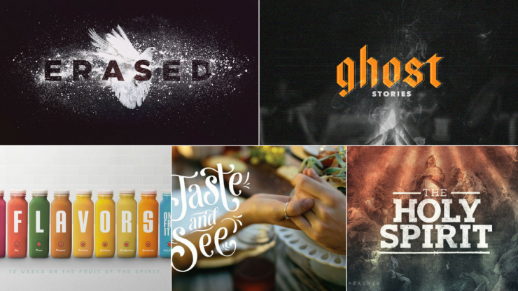 5 Best Holy Spirit Sermon Series