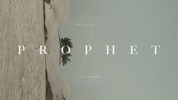 Prophet-book of Jeremiah