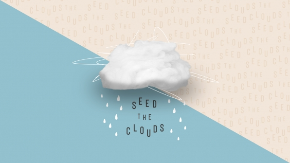 Seed the Clouds - sermon series