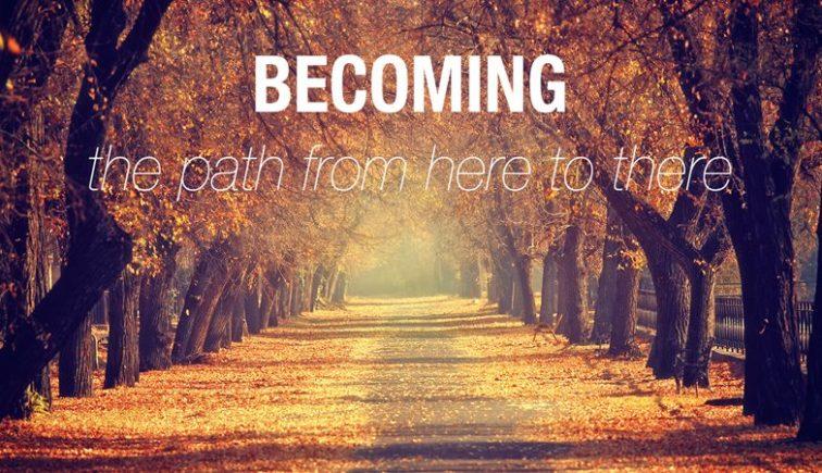 Becoming Sermon Series Idea