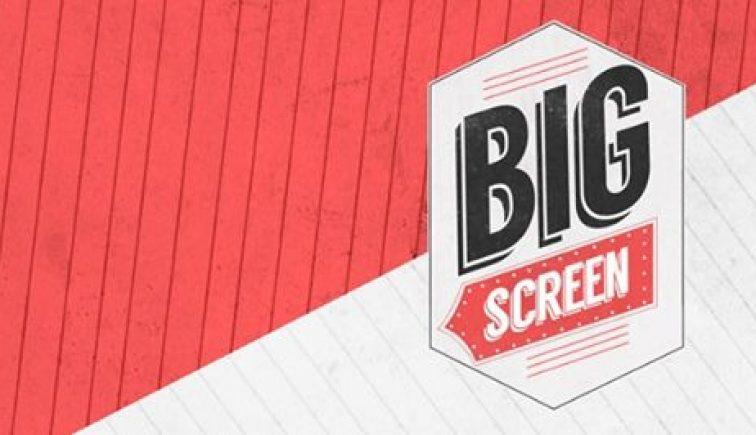 Big Screen - New Life Church