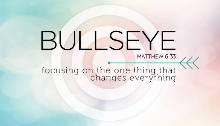 Bullseye Sermon Series Idea