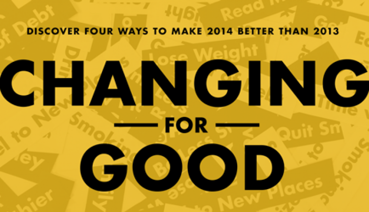Changing for Good Sermon Series Idea