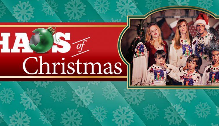 Chaos of Christmas Sermon Series Idea
