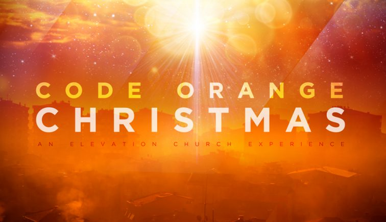 Code Orange Christmas Sermon Series Idea