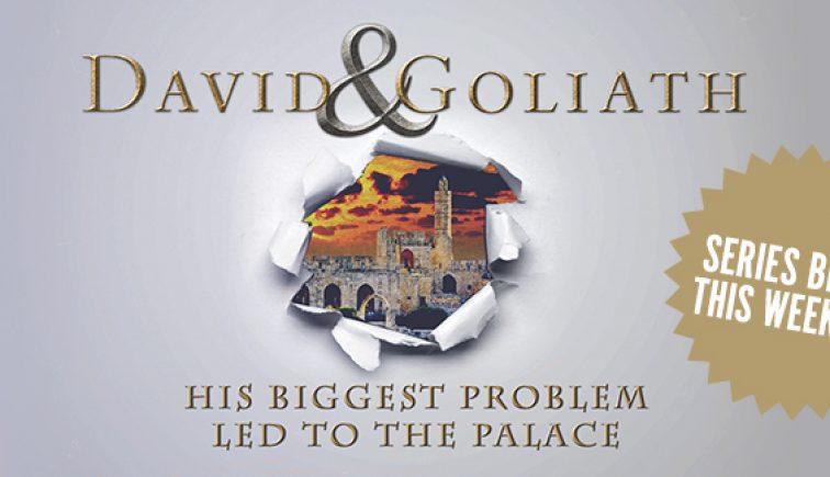 David and Goliath Sermon Series Idea