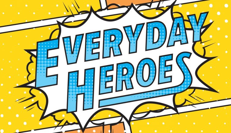 Everyday Heroes Sermon Series Idea
