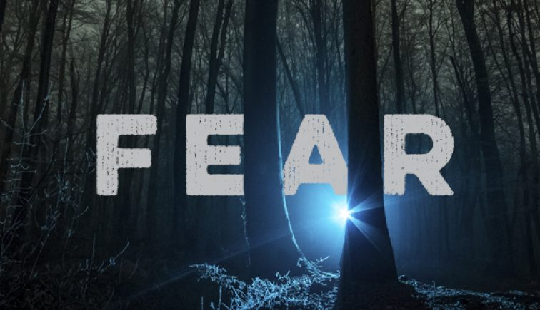 Fear Sermon Series IDea