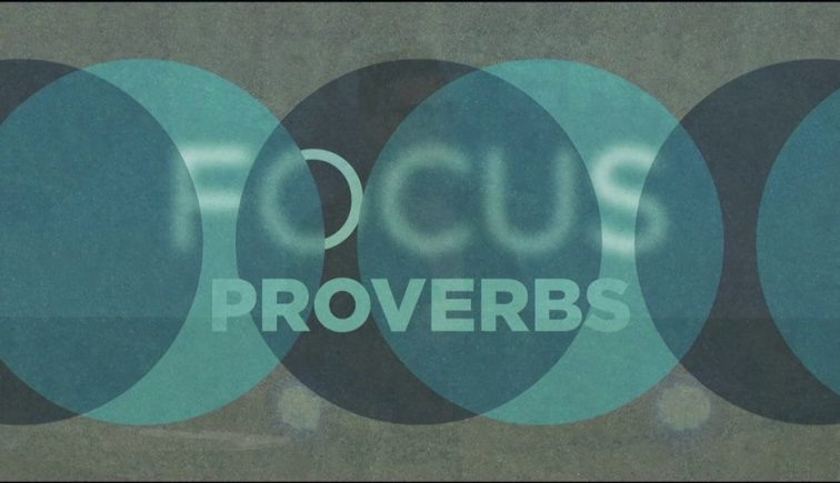 Focus Sermon Series Idea