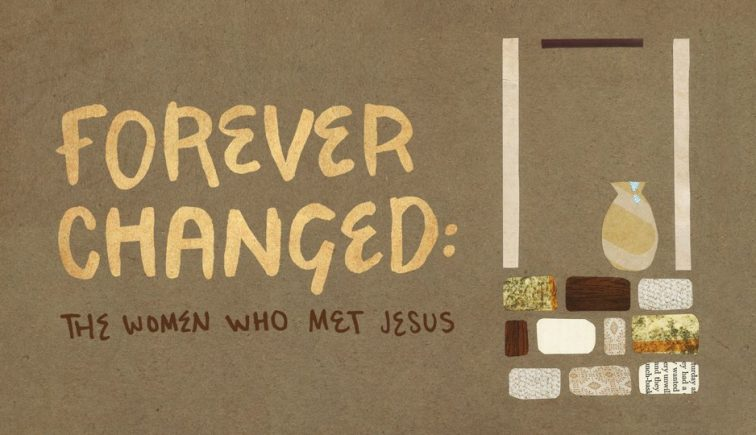 Forever Changed Sermon Series Idea