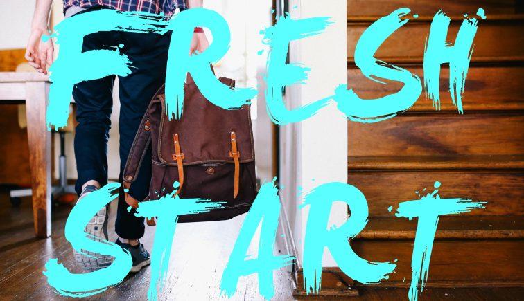 Fresh Start Sermon Series Idea