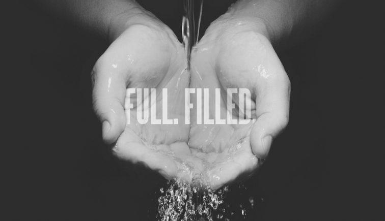 Full Filled Sermon Series Idea