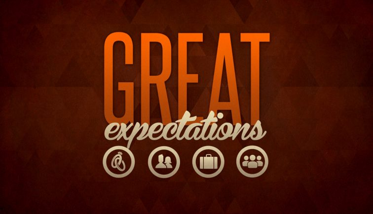Great Expectations Sermon Series Idea