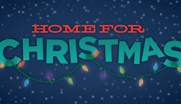 Home for Christmas Sermon Series Idea