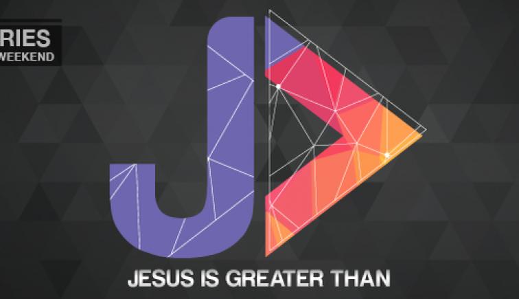 Jesus is Greater Than Sermon Series Idea