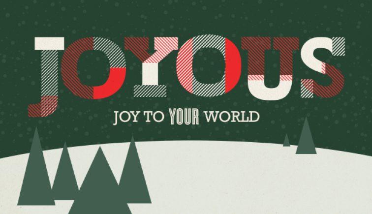Joyous Sermon Series Idea
