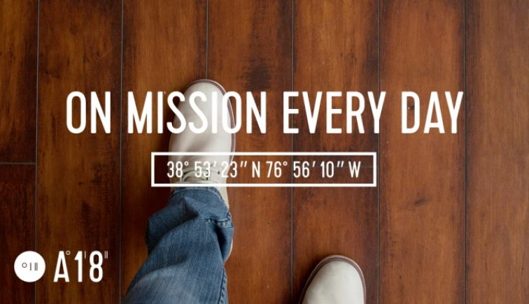 On Mission Every Day Sermon Series Idea