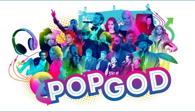 Pop God Sermon Series Idea