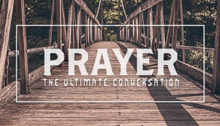 Prayer Sermon Series Idea