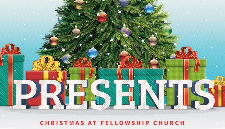 Presents Christmas Sermon Series Idea