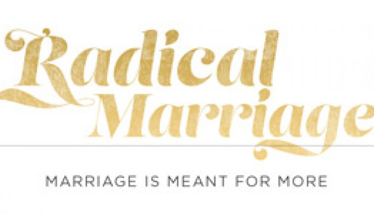 Radical Marriage Sermon Series Idea