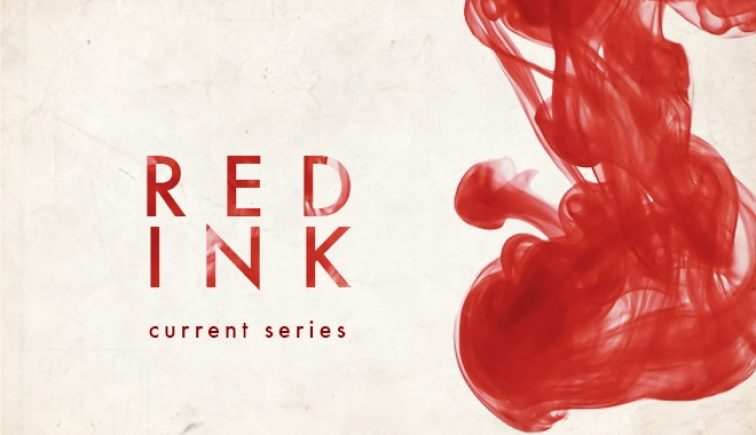 Red Ink Sermon Series Idea