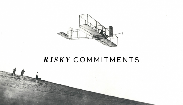Risky Commitments Sermon Series Idea