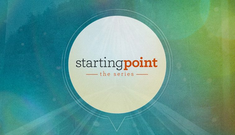 Starting Point church sermon series idea