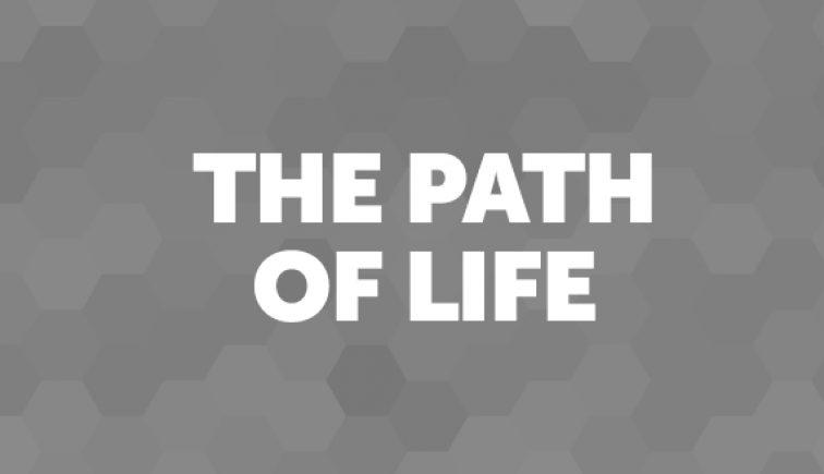 The Path of Life Sermon Series Idea