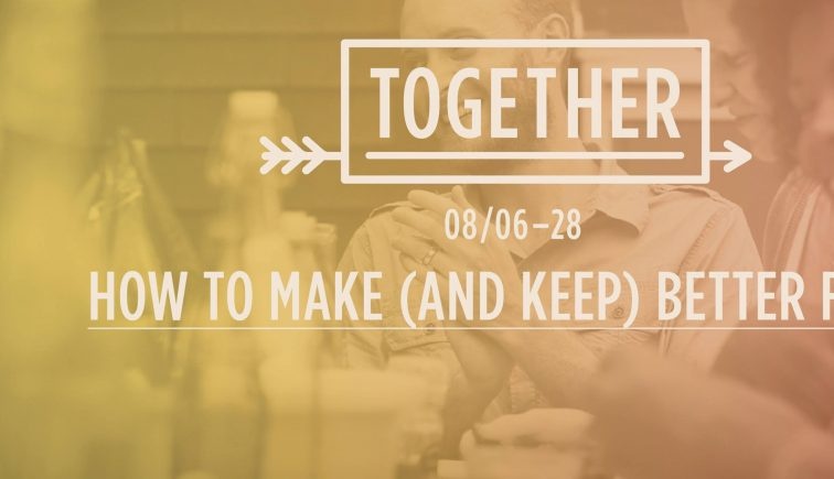 Together Sermon Series Ideas